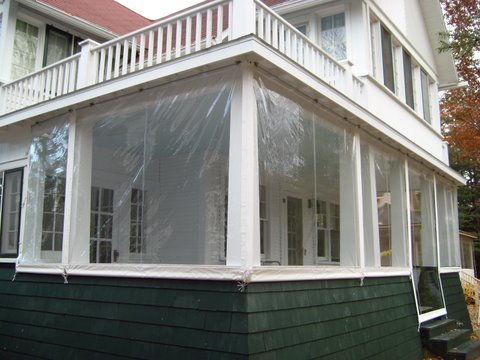 Perfect Harbor Awning