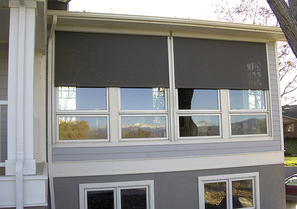 Clear Vinyl Porch Enclosures